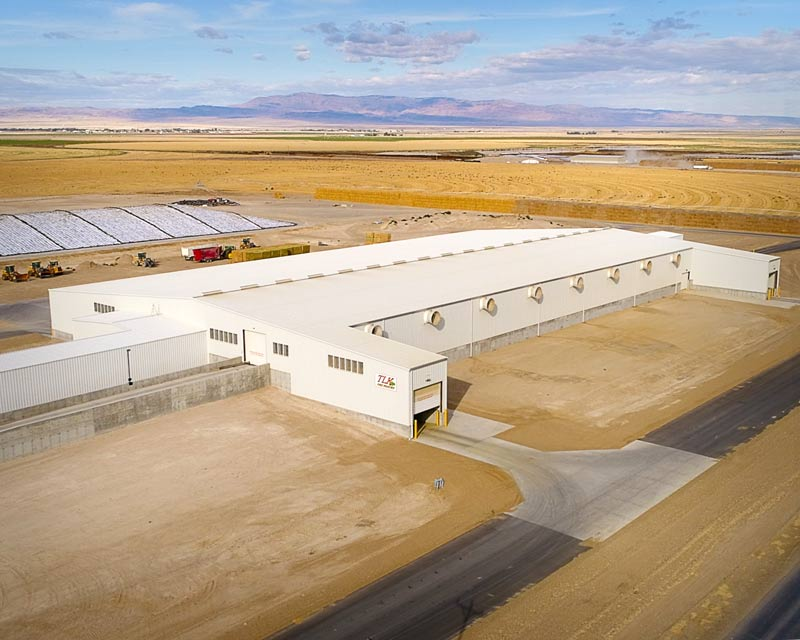 Feed Center Arial