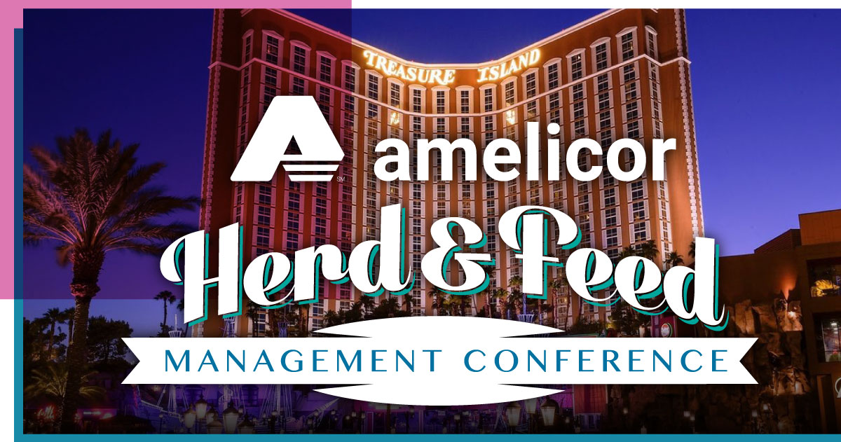 Amelicor Herd and Feed Management Conference