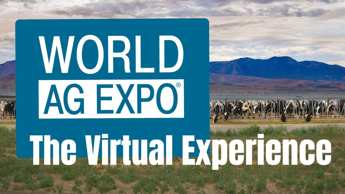 The Virtual World Ag Expo Experience