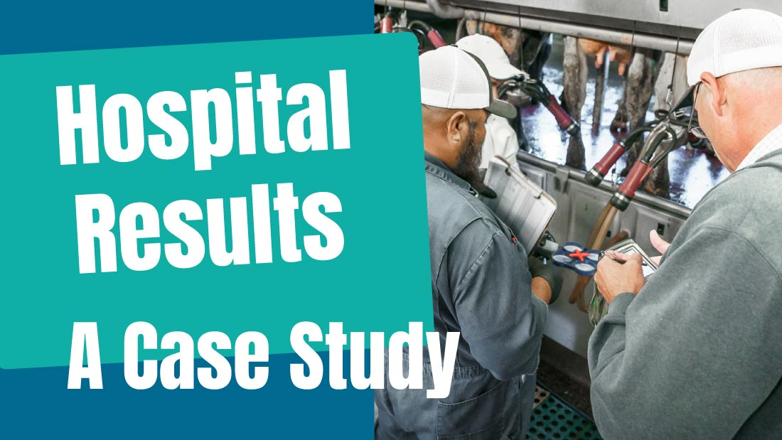 Dairy Hospital Results Case Study