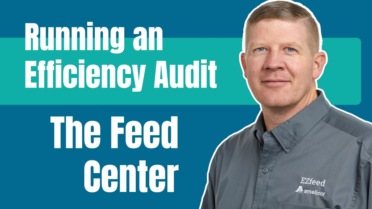 The Feed Center Efficiency Audit