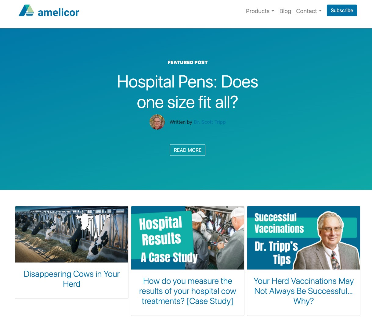 Amelicor Blog - All about Health Data