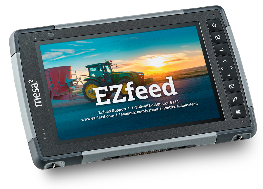The EZfeed Tablet